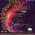 India Night 2017 poster
