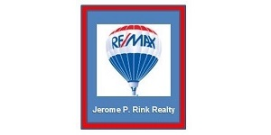 Silver sponsor Jerome P Rink Realty